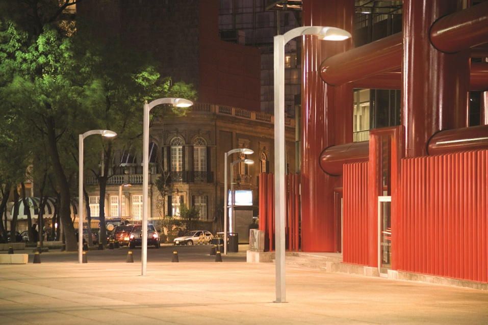 Roam Outdoor Lighting System Acuity Brands