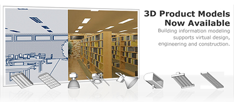 BIM Downloads | 3D Design Tools | Acuity Brands