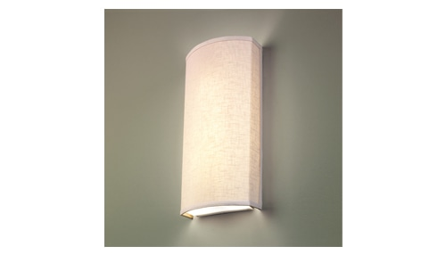 Healthcare-hcl-decorative-textures-hpsm-wall-sconce
