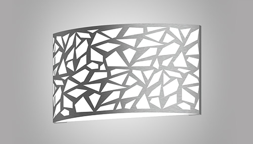 Healthcare-hcl-silhouette-hpss3-pattern-horizontal-wall-sconce