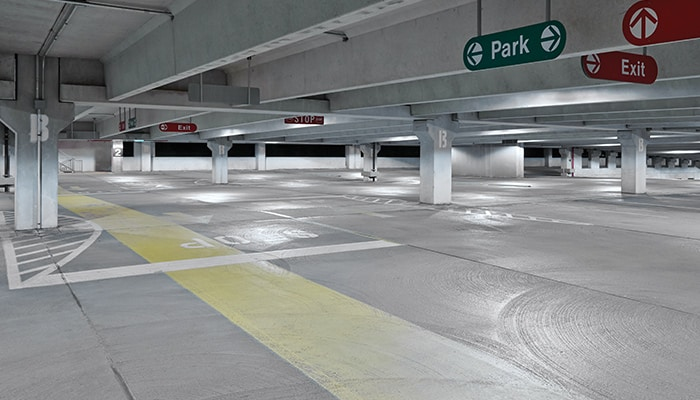 Healthcare-Application-parking-garages