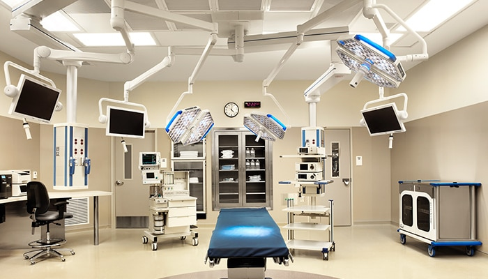 Healthcare-Application-surgical-suites