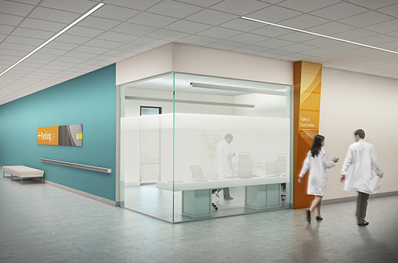 Healthcare Lighting Acuity Brands