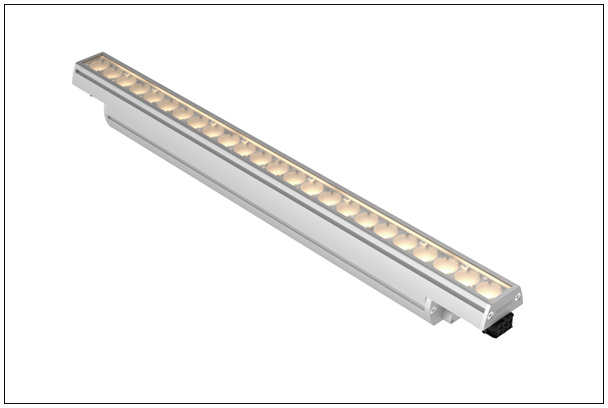 Warm Dimming, dynamic options, Winline 500 Series, Winona, linear accent luminaire, accent lighting, linear surface mount, WSL501